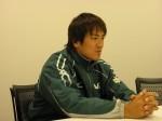 NECグリーンロケッツ 熊谷皇紀 その3 <トップアスリートの突き抜けた瞬間!>