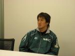 NECグリーンロケッツ 熊谷皇紀 その7 <トップアスリートの突き抜けた瞬間!>