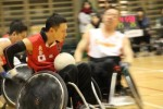 ウィルチェアーラグビー第15回日本選手権大会 予選リーグプレーオフ