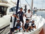 ヘリーハンセンが白石康次郎と高校生による 大島往復航海への挑戦をサポート