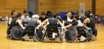 『ウィルチェアーラグビー日本選手権大会・予選リーグ』ラウンド2開催!